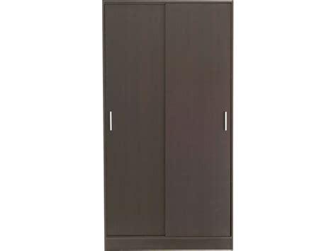 armoire 2 portes coulissantes target tous les produits