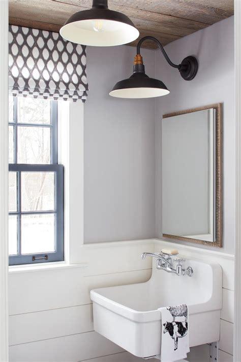 tile bathroom countertop ideas shiplap wainscoting bathroom farmhouse with black armed