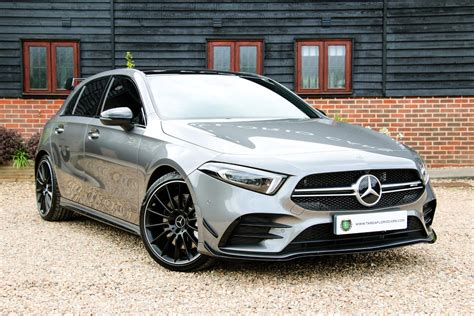 The a class is not discontinued, you can find some good mileage cars on the market, pls avoid the diesel and look at the petrol its pretty refined matted with the 7speed dual clutch. Used 2019 Mercedes-Benz A Class AMG A35 4MATIC PREMIUM PLUS for sale in Chichester | Pistonheads