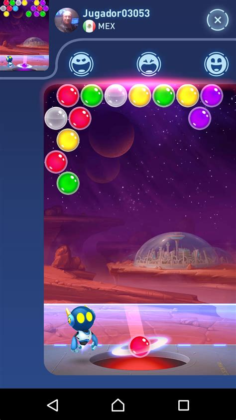 Mars Pop Is A Free To Play Version Of An Old Classic