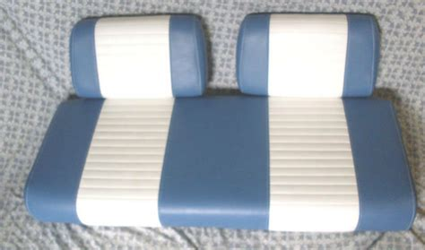 Club Car Golf Cart Replacement Seats 2000 And Older