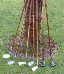 Hickory Shaft Golf Clubs Sets
