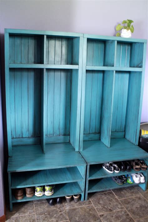 ana white braden entryway lockers diy projects