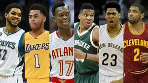 Best Young Player From All 30 NBA Teams - YouTube