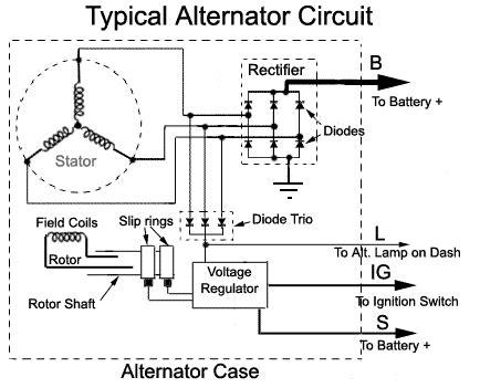 wiring schematic  voltageohm specs