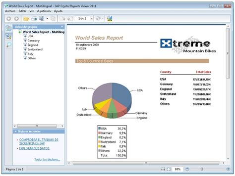 crystal report viewer software