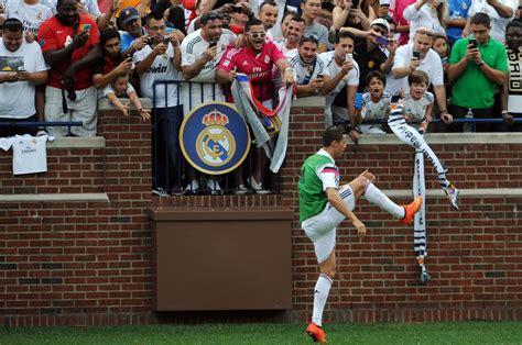 Real Madrid's Ronaldo, Chelsea's Fabregas among players ...