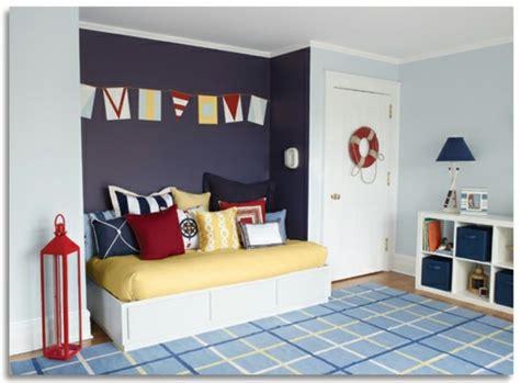 chambre gar輟n bleu peinture chambre enfant 70 idées fraîches