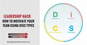 How to Motivate Your Team Using DiSC Types - Management ...