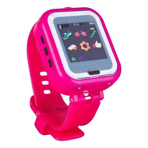 Sakar Cyber Gear Fitkid Wireless Fitness Watch for Girls ...