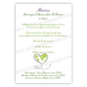 menu mariage pin menu de mariage casino faire part par naturalgraph sur alittlemarket on