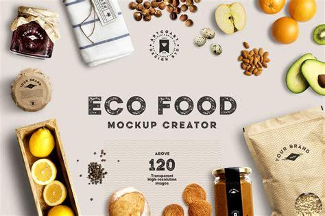 eco food mockup creator scene creator mockups creative
