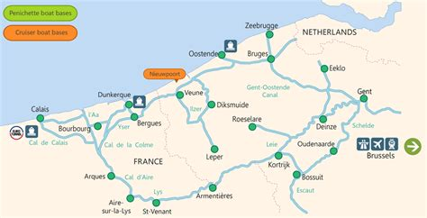 Map Of Holland And Germany.Map And Belgium France Holland Germany