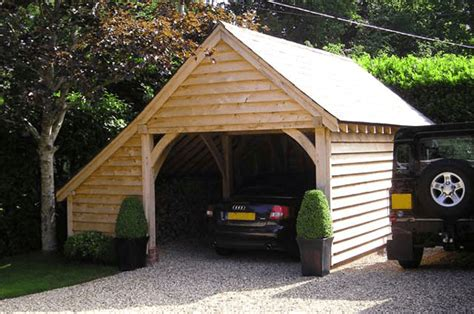 wooden garages simon bowler