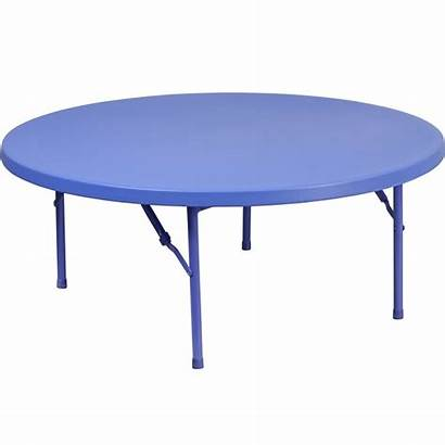 Table Plastic Folding Round Chairs Tables