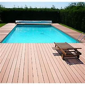 piscines bois hors sol ou a enterrer en vente a prix discount With terrasse en bois pour piscine hors sol 5 piscine 100 bois decouvrez cette nouvelle piscine bois