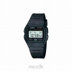 Download Casio F91w Watch Manual