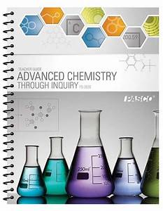Advanced Chemistry Through Inquiry Teacher Guide