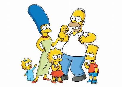 Simpsons Characters Cartoon
