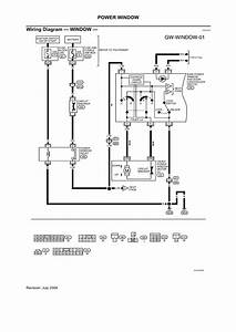 Power Mirrors Wiring Diagram 06 Nissan Altima