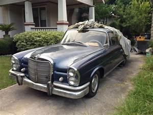 Mercedes 220 Coupe : 1962 mercedes benz 220 seb coupe w111 ~ Gottalentnigeria.com Avis de Voitures