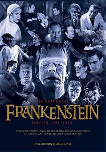 Classic Monsters Universal Frankenstein Movies 1931
