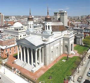Basilica of the National Shrine of the Assumption of the ...