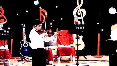 Colfax 1st Grade Violin Recital