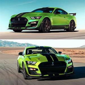 2020 Mustang Shelby GT500 Is the Most Powerful Production Mustang Ever - The Pony car promises ...