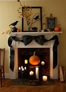 Deco Halloween Diy : 40 homemade halloween decorations kitchen fun with my 3 sons ~ Preciouscoupons.com Idées de Décoration
