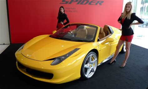 How Much Is A 458 by How Much Is A 458 Spider Prestige Cars