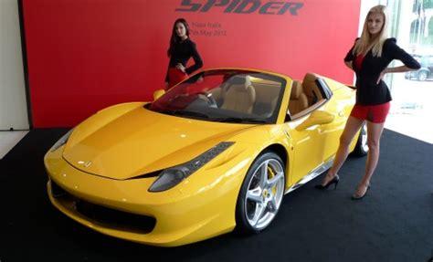 Ferrari f40 conquers the autobahn. How Much is a Ferrari 458 Spider ~ Ferrari Prestige Cars
