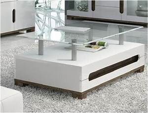 high gloss white coffee table furniture factory With white glass coffee table set