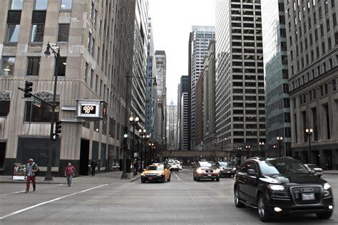 street traffic   city buildings good stock