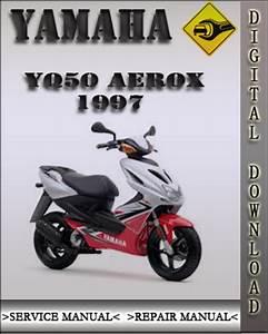 1997 Yamaha Yq50 Aerox Factory Service Repair Manual