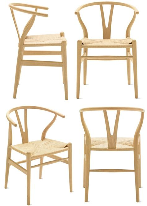 wholesale modern hans wegner wooden y chair dinning indoor