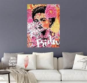 Merkmale Pop Art : posterlounge wandbild nory glory prints frida kahlo pop art online kaufen otto ~ Orissabook.com Haus und Dekorationen