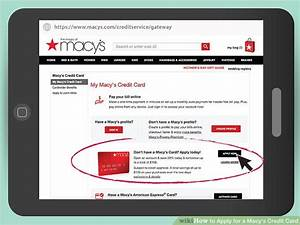 How to Apply for a Macy's Credit Card: 13 Steps (with