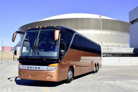 Daimler wants to rule the world with the Setra TopClass ...
