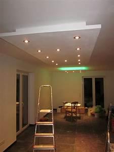 Wohnzimmer Lampen Decke : beleuchtung wohnzimmer decke ~ Indierocktalk.com Haus und Dekorationen