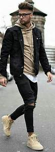 Casual Wear for Men 40 Stylish Winter Outfit Ideas