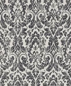 Tapete Barock Schwarz : tapete vlies barock used cremebeige schwarz rasch 516258 ~ Yasmunasinghe.com Haus und Dekorationen
