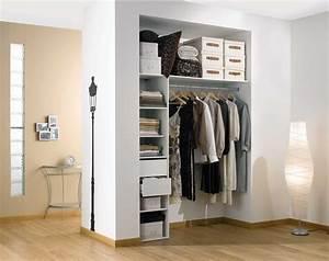 Aménager Un Placard : comment amenager un placard entree ~ Melissatoandfro.com Idées de Décoration