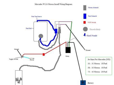 Nitrous Wiring Guide Peachparts Mercedes Shopforum