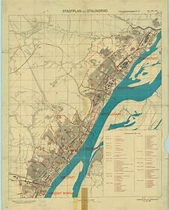Stalingrad Map 1942