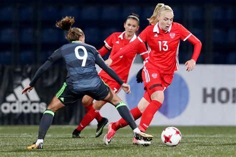Мы выводим вещание на новый уровень. Женская сборная России по футболу сыграла вничью с Уэльсом