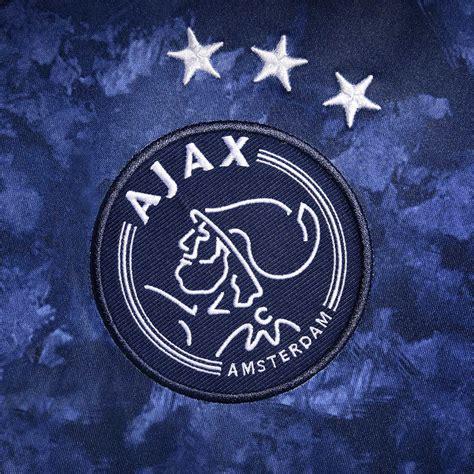 Ajax 1718 Away Kit Released  Footy Headlines
