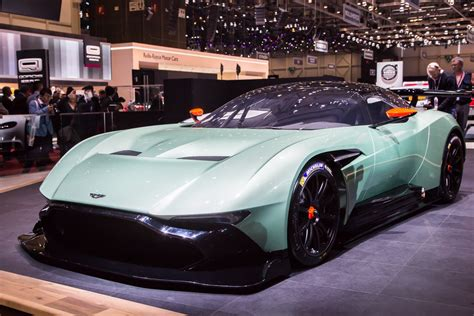 Top 5 Hypercars From The 2015 Geneva Auto Show