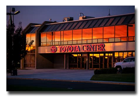 Toyota Center by Toyota Center Kennewick Washington Our History