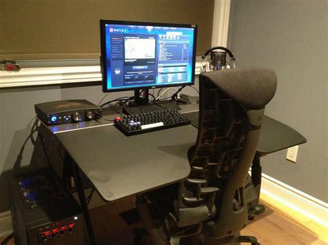 herman miller computer desk coolest and best computer gaming desk designs atzine com